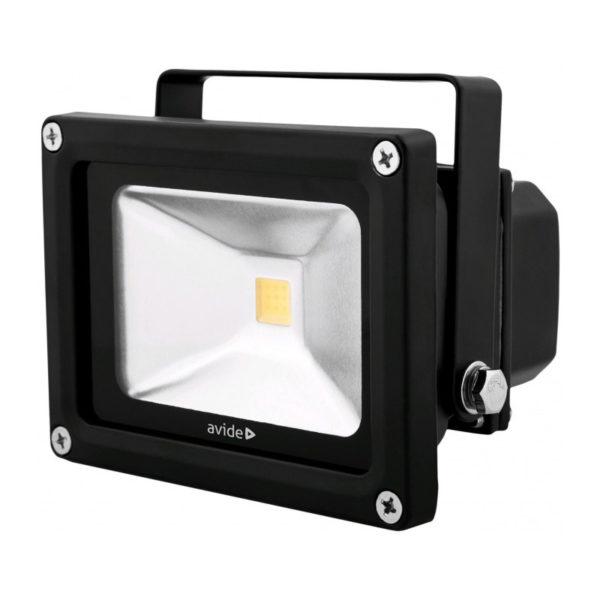 LED Reflektor SMD, Studená biela, 10W, 900 lm.