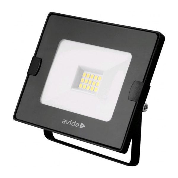 LED SLIM Reflektor SMD, Denná biela, 10W, 800 lm