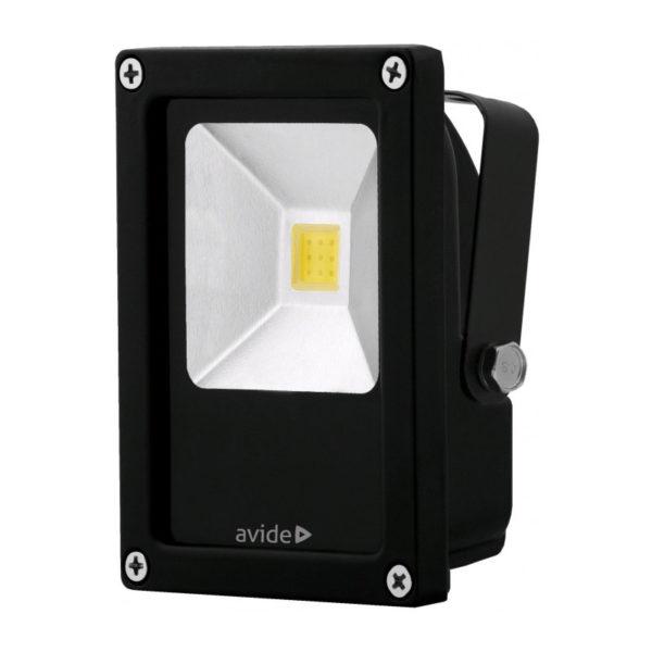 LED SLIM Reflektor SMD, Denná biela, 10W, 900 lm.
