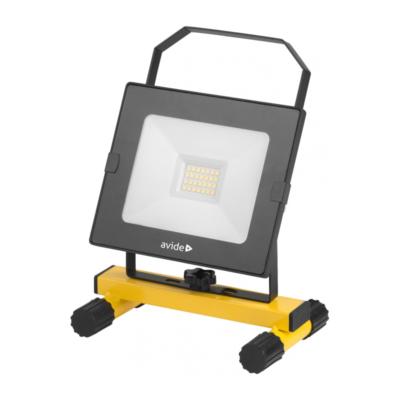 LED SLIM Reflektor so stojanom, Denná biela, 20W, 1600 lm.