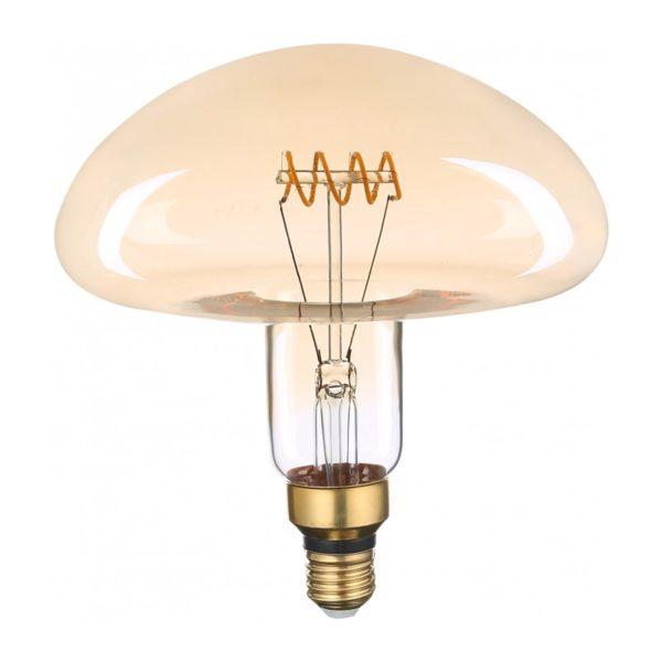 Filament LED žiarovka Millau, E27, 8W, 500lm, Stmievateľná, Teplá biela   Avide