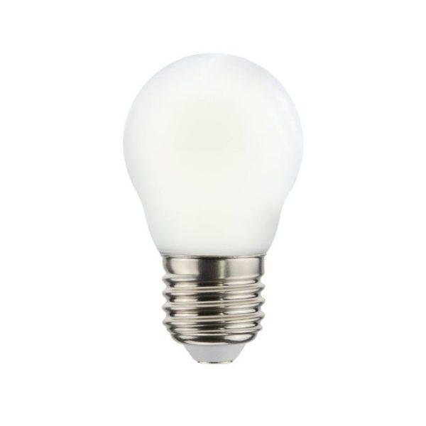 LED žiarovka Globetta E27, 2.2W, 136lm, Mliečna | Daylight Italia
