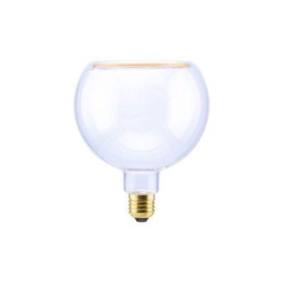 Umelecká LED ART žiarovka - GLOBO G125, E27, 8W, 2200K, 350lm