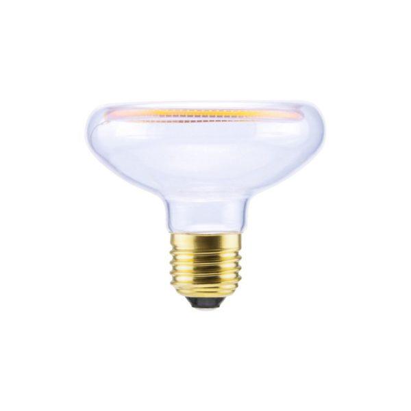 Umelecká LED ART žiarovka - REFLECTOR, E27, 8W, 2200K, 380lm