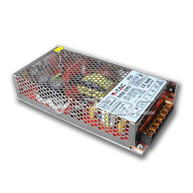 LED transformátor AC/DC 12V 150W 12,5A