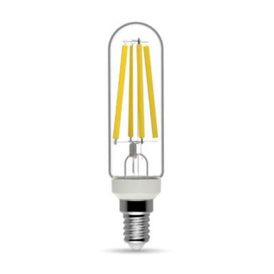 Rúrková LED Žiarovka - E14, 8.5W, 1250lm, Teplá biela, Stmievateľná | Daylight Italia