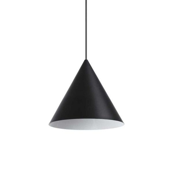 Svietidlo v modernom dizajne v čiernej farbe CHILI-3 SP1 | Ideal Lux