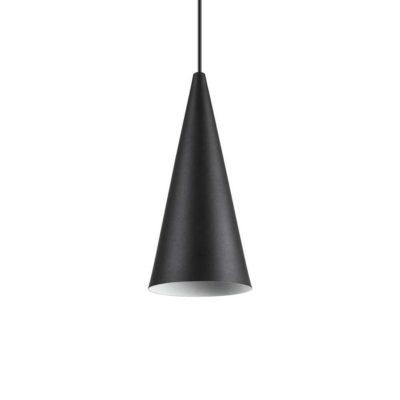 Svietidlo v modernom dizajne v čiernej farbe CHILI-3 SP2 | Ideal Lux