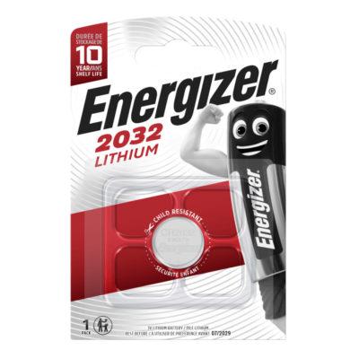 Energizer Lítiová gombíková batéria CR 2032
