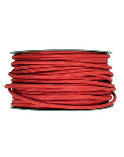 Kábel-dvojžilový-v-podobe-textilnej-šnúry-v-tmavo-červenej-farbe-2-x-0.75mm-1-meter-1