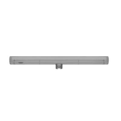 Dymová LED žiarovka S14d, 30 cm, Teplá biela, 8W, 100lm, Stmievateľná