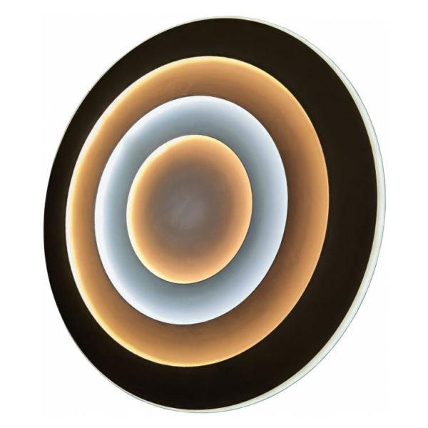 LED stropné svietidlo Design Reese, 132W, RF ovládanie, 9240lm