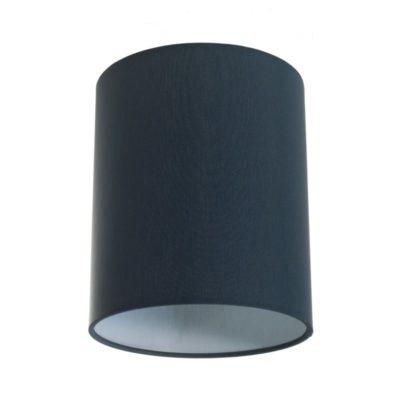 Tienidlo na lampu v modrej farbe s priemerom 15cm